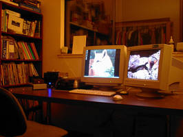 The Desk by Yiffyfox