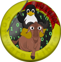 GNU-Linux - Software Libre by deiby-ybied