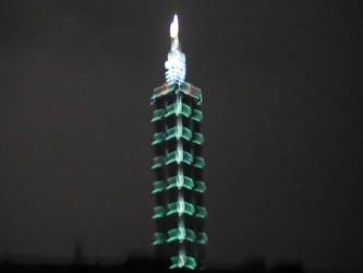 Taipei 101 by remuko