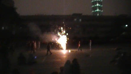 Fireworks by remuko