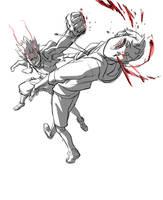 random violence by lychi