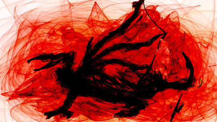 Demon Griphin by FPIaztec1995