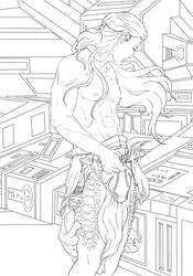 What Is This...? (Lineart) by Mahe-Svara