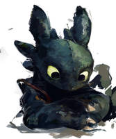 Toothless yet again by Dreamsoffools