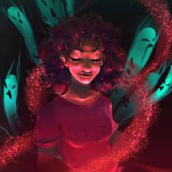Hazel Levesque by Dreamsoffools