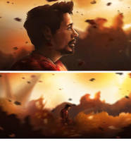 Infinity war spoilers kinda don't look!! by Dreamsoffools