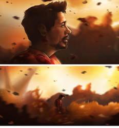 Infinity war spoilers kinda don't look!! by Dreamsoffools