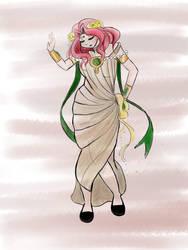 Ceremonial Priestess Robes by liekomgkristy