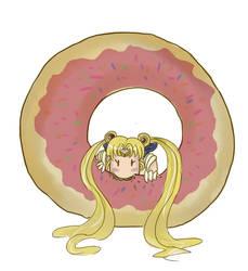 mmmm donuts by liekomgkristy