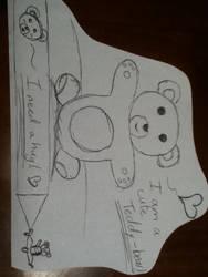 An Acceptable Teddy Bear by DarkSupernaturalGirl
