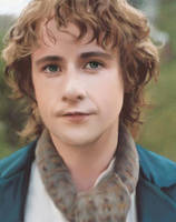 Billy Boyd as Pippin by peppermintlemming