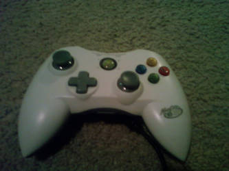Retro Looking 360 Controller by supersonic721