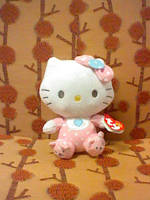 Baby Hello Kitty Doll! by Bjnix248