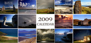 Barra 2009 Calendar by paddimir
