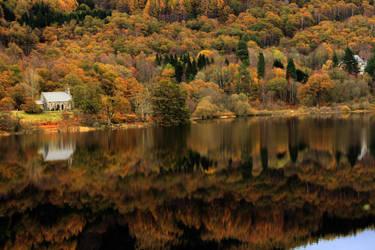 Loch Achray I by paddimir
