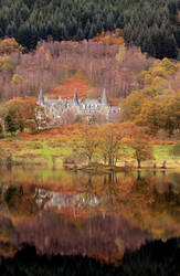 Loch Achray III by paddimir