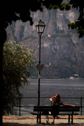Bellagio Lamp by paddimir