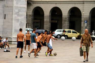 Calcio by paddimir