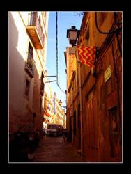 The Streets Of Tarragona I by paddimir