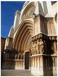 Tarragona Cathedral III by paddimir