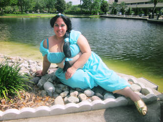 Jasmine :MegaCon 2011: by AliceingJabberwocky