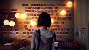 Life Is Strange - Max's Photo Mural by KateWindhelm