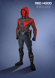 Redhood by X-Factorism