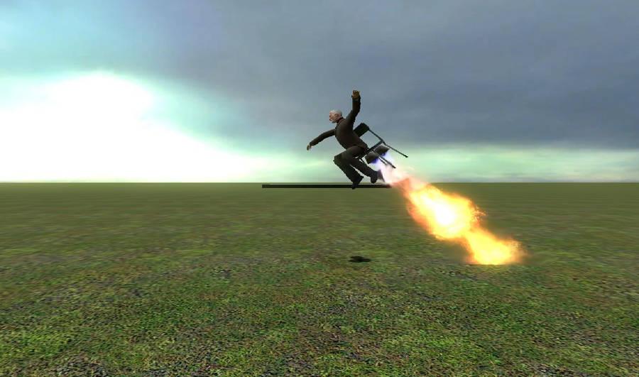 Attrayant Rocket Chair By Snowmansnowb ...
