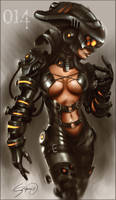 Cyberotica by Emortal982