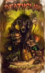 Deathclaw-Terror of the wastes by Emortal982