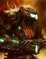 Beyond Game Over: Samus by Emortal982