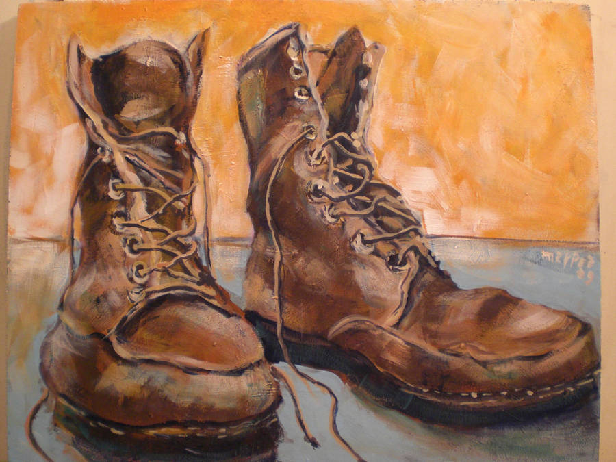 Old Boot by newdystock on DeviantArt | Old boots, Boots