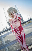 Female Titan (Andrei Guiamoy Photography 1) by Hollitaima