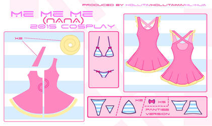 Me! Me! Me! Pattern draft by Hollitaima