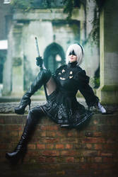 NieR: Automata YoRHa No.2 Type B - stand by by Hollitaima