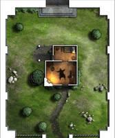 Thazin Stormbellow's Cabin by dasomerville