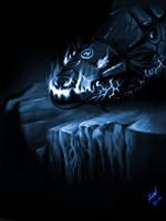Proto-drake: Lie 'n wait by morbidtreason17