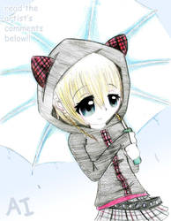 .:Umbrella:. by AnimeIce