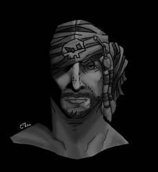 Pirate Axton by Raithe