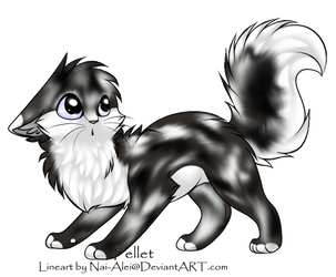 Cute kitty adoptable :CLOSED: by Okami-Heart