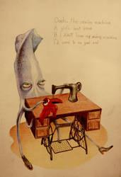 High squid by BijesniOrlando