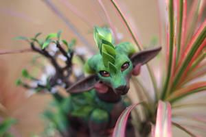 Tree Dragon by vonBorowsky