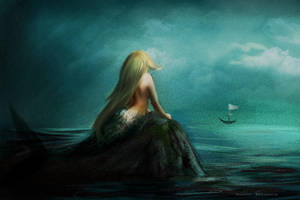 .Mermaid's Song. by Jennifer-Manzanera
