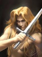 Alucard by Jennifer-Manzanera