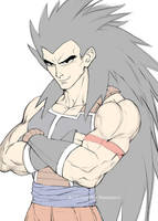 Good Raditz by Jennifer-Manzanera