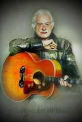 Jimmy Page by teresanunes