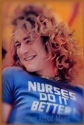 Robert Plant by teresanunes