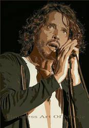 Chris Cornell by teresanunes