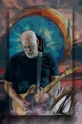 David Gilmour by teresanunes