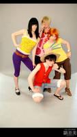 One Piece Group by UshiromiyaJessica